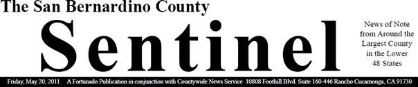 San Bernardino County Sentinel
