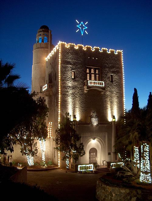 2011 Benedict Castle Lighting In Riverside Inland Empire Us