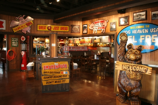 Famous Dave's Restaurant in Temecula