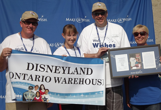 Inland Empire Walk For Wishes Raises Funds and Awareness